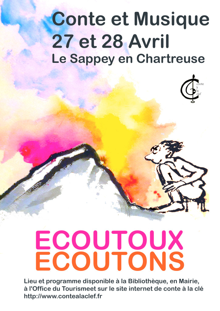 Affiche Ecoutoux - V1